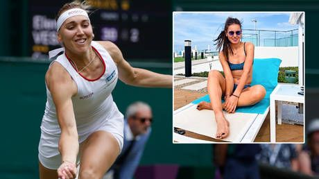 Tennis queens Kudermetova & Vesnina could give Russia two champions at Wimbledon after epic run to women's doubles final in London