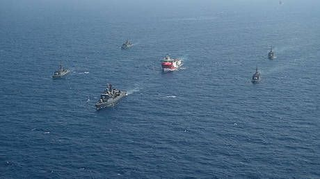 EU must 're-evaluate' relations with Turkey in light of tensions in eastern Mediterranean Sea - Austrian foreign minister