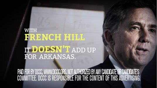 WATCH: New DCCC TV Ad Highlights Hill's Record of Putting Special Interest Donors Ahead of AR-02