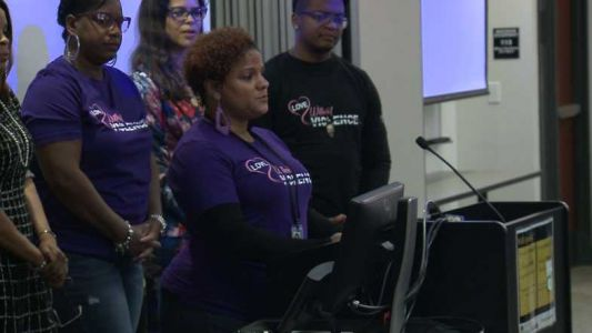 Love Without Violence conference focuses on ending domestic abuse