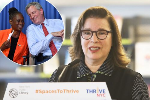 De Blasio rebrands wife's $1B ThriveNYC - and makes program permanent