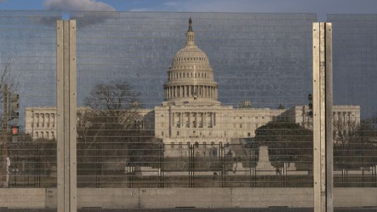 Capitol Police Warns Of Another Possible Right-Wing Attack On Congress