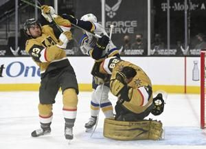 Reilly Smith's first career hat trick lifts Vegas to 4-1 win