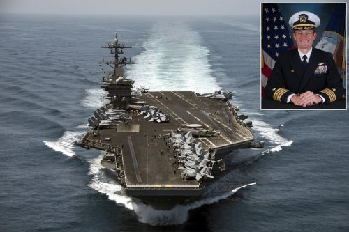 Navy captain who raised coronavirus alarm about aircraft carrier relieved of command