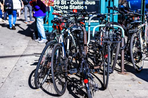 NYC reportedly has just one spot for every 116 bikes