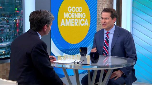 Rep. Moulton: 'I'm running because I'm a patriot'