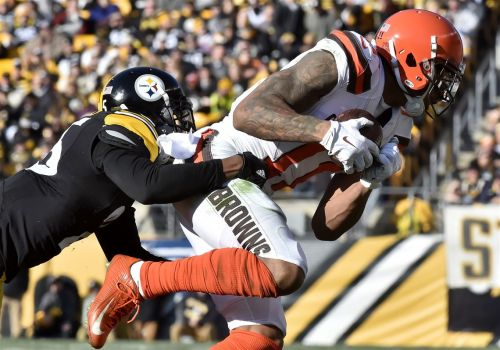 Terrelle Pryor wants to make NFL comeback with Patriots or Steelers