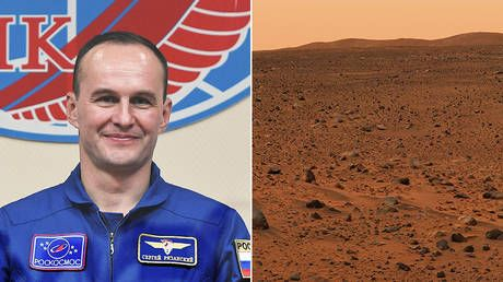 Manned Mars mission isn't science fiction & could have 'reconciliatory' effect on the world - Russian cosmonaut Ryazansky