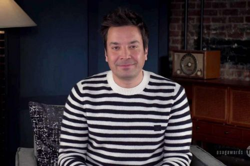 Jimmy Fallon Seemed Wildly out of Place on the 2021 SAG Awards