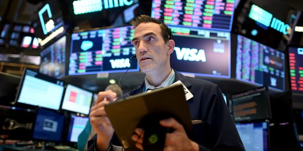 US futures and global equities tumble as inflation fears return to haunt tech stocks