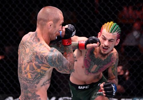 Sean O'Malley returns for third fight of 2021 against Raulian Paiva at UFC 269