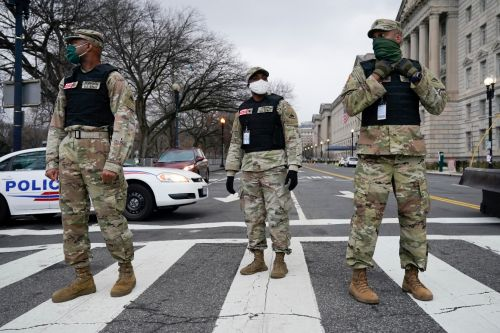 D.C. National Guard deployment extended through end of March