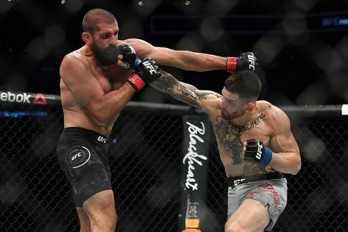 Sean Brady glad he didn't force a finish against Court McGee at UFC on ESPN 6