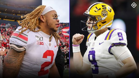 College Football Playoff: Should LSU or Ohio State be No. 1?