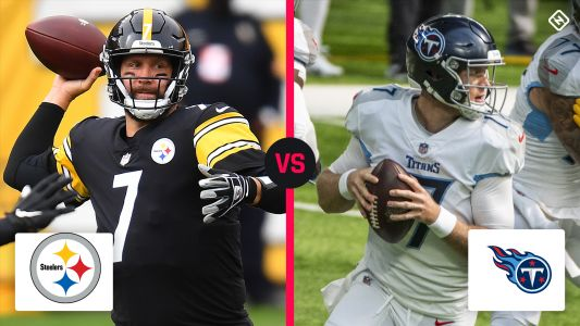What channel is Steelers vs. Titans on today? Time, TV schedule for Week 7 NFL game