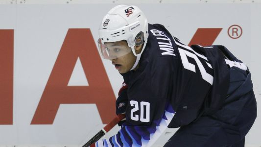 Rangers prospect K'Andre Miller faced racial slurs on video chat with fans