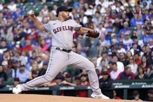 Indians expect MLB wins leader Civale to be out with injury
