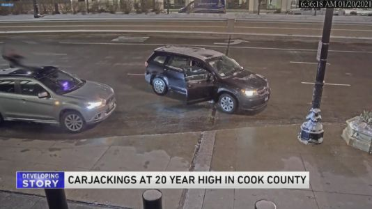 Carjackings in Chicago on pace to be worst in 2 decades as police issue community alert