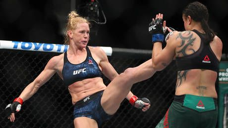 UFC 246: Holly Holm gets back in the win column with second career win over Raquel Pennington