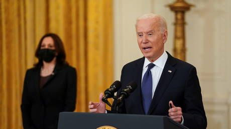 Biden says 'no evidence' Russia responsible for pipeline cyberattack. but Russia has 'some responsibility'