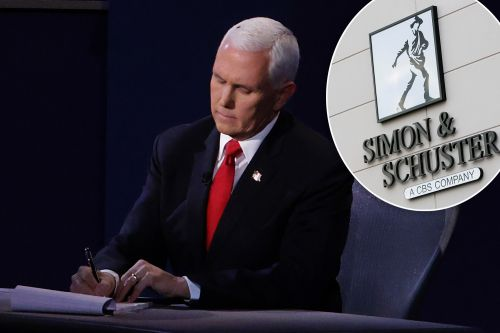 Simon & Schuster will publish Mike Pence's memoir despite staff objections