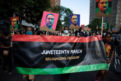 GOP senators walk back replacing Columbus Day with Juneteenth as new federal holiday