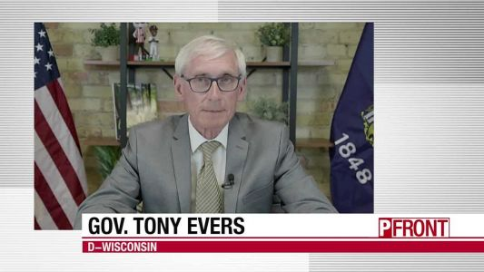 'UPFRONT' recap: Evers says he's likely to veto bill to drop $300 federal unemployment benefit