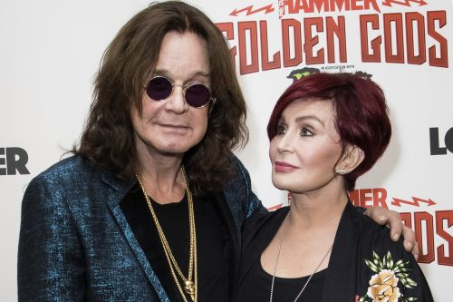 Sharon and Ozzy Osbourne's 'insane and dangerous' romance getting a biopic