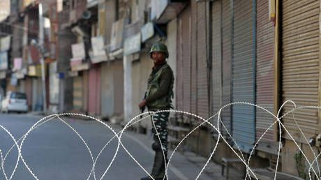 India says 2 soldiers & 1 civilian killed in Pakistani attack on Kashmir border post