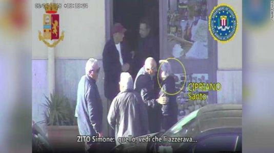 FBI, Italy arrest 19 mafia suspects with ties to Gambino crime family
