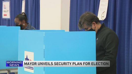 Chicago details safety plan for potential election unrest