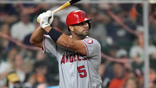 Angels release future Hall of Famer, former Fost Osage star Albert Pujols in final season of contract