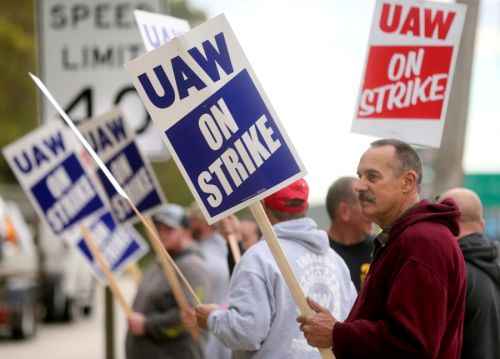 Farmers and John Deere suppliers worry about strike's impact