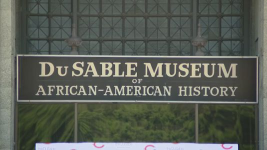 DuSable Museum reopens, welcoming crowds for Juneteenth