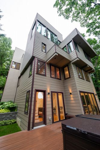 Hot Property: Cool custom contemporary in Brookline