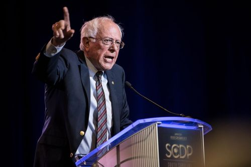 Sanders condemns Russian interference in 2020 elections