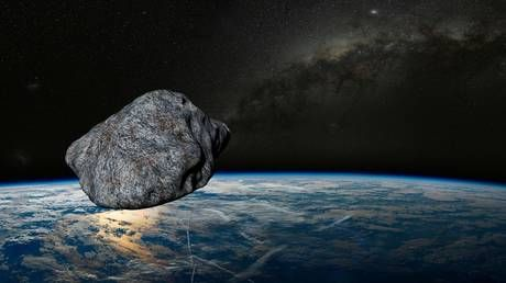 Scientists find Earth's oldest asteroid crater from 2.229 BILLION years ago which 'may have ended an ice age'