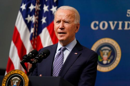 Biden's Texas visit marks first trip to disaster site since taking office