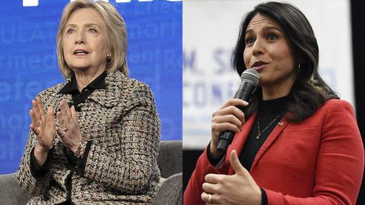 2020 candidate Tulsi Gabbard files lawsuit against Hillary Clinton