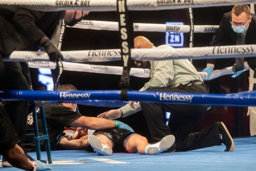 7-second knockout never should've been allowed to happen | Opinion