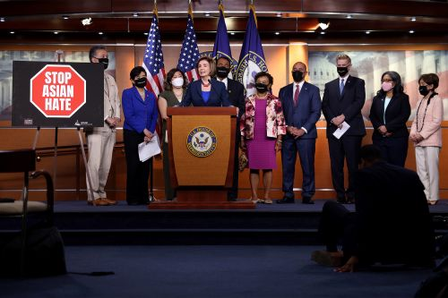 House passes Asian hate crimes bill, awaits Biden's signature