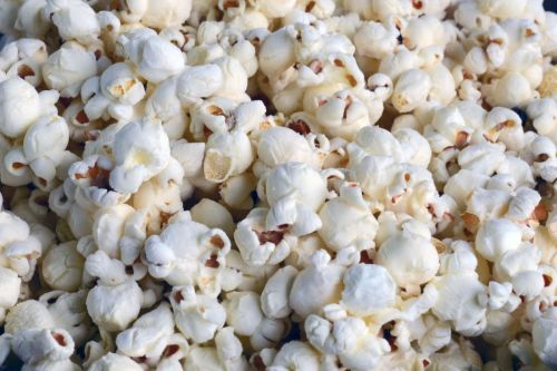 A Food Network recipe for popcorn and Mayo Salad is going viral