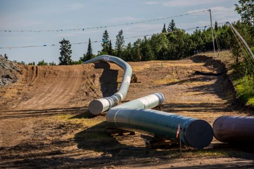 31 Line 3 Oil Pipeline Protesters Arrested At Site In Northern Minnesota