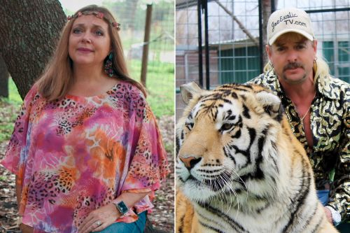 Carole Baskin says Netflix 'betrayed' her, 'lied' about Joe Exotic feud
