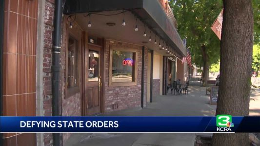 Colusa County officials not enforcing stay-at-home orders