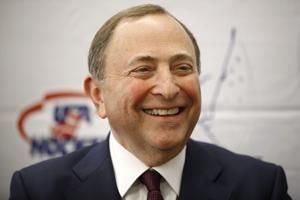 Bettman: NHL Puck and player tracking to start in playoffs