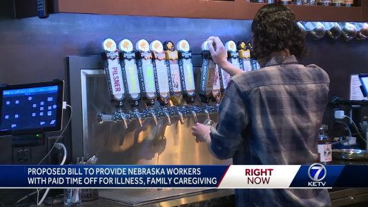 Proposed bill to provide Nebraska workers with paid time off for illness, family caregiving