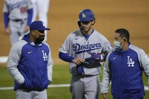 Dodgers put Cody Bellinger on injured list with calf problem
