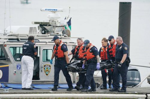 Missing marathon swimmer's body recovered from Hudson River