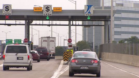 Illinois Tollway permanently eliminates cash payments
